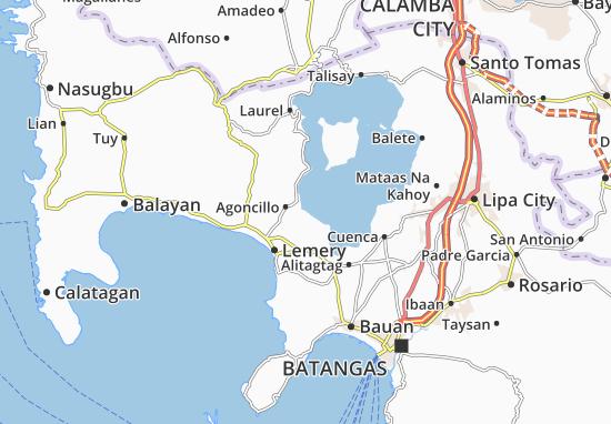 Mapas-Planos San Nicolas