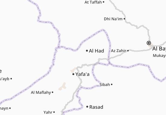 Al Had Map