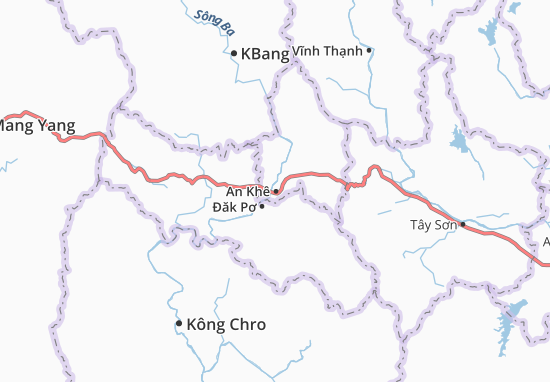 An Khê Map