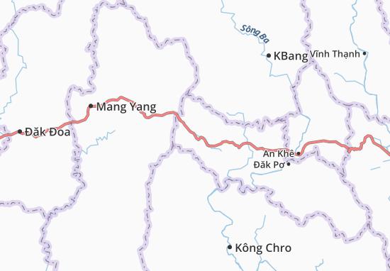 Carte-Plan Hà Tam