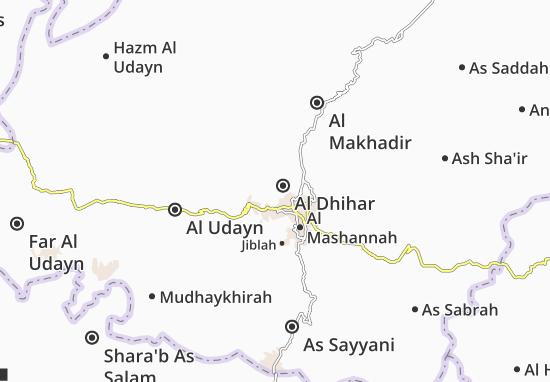 Mapas-Planos Al Dhihar
