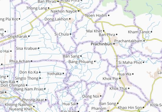 Mappe-Piantine Ban Sang