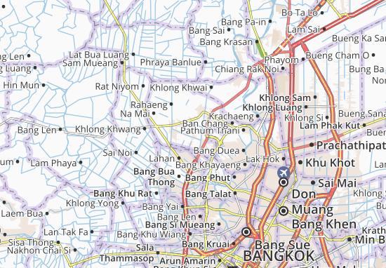 Mapas-Planos Lat Lum Kaeo