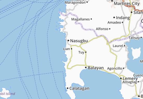 Mappe-Piantine Lian