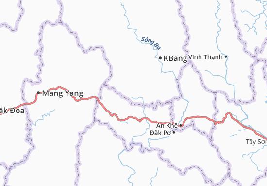 Carte-Plan Tơ Tung