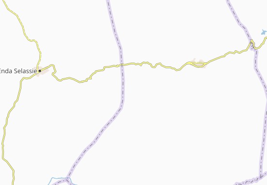 Carte-Plan Addish Addi