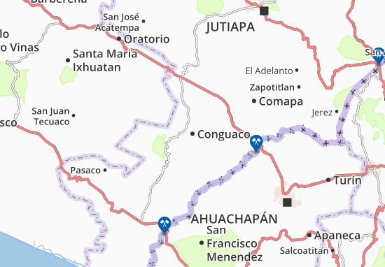 Conguaco Map