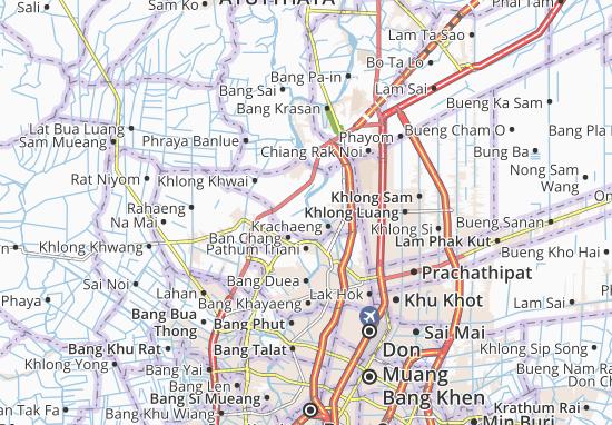 Mapas-Planos Sam Khok