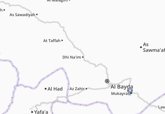 Dhi Na'im Map