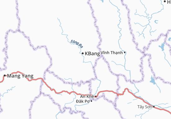 Carte-Plan Đông