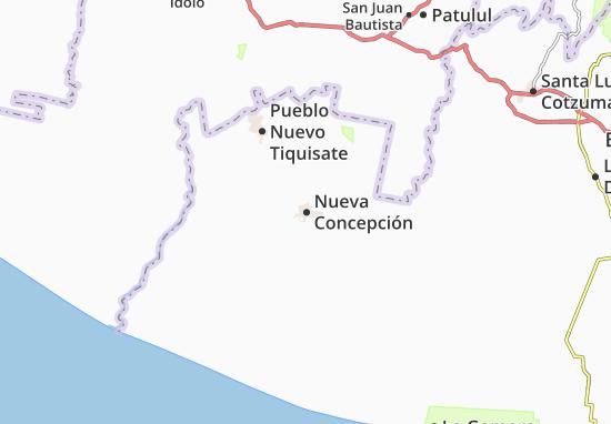 Mapas-Planos Nueva Concepción