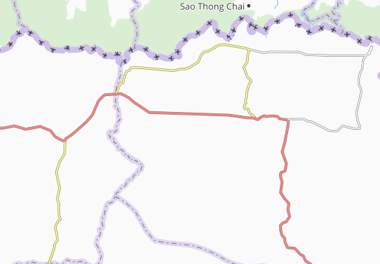 Carte-Plan Phumi Kantuot Samraong