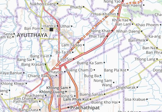 Mappe-Piantine Lam Sai