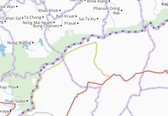 Phumi Ampil Map