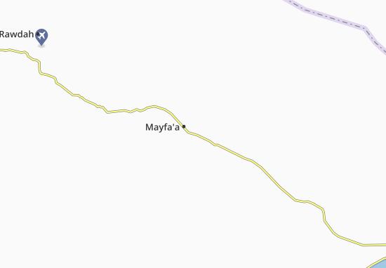 Mappe-Piantine Mayfa'a