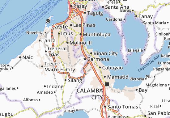 Mapas-Planos Carmona