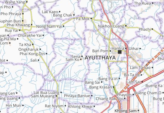 Sena Map