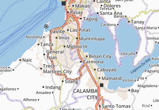 Mappe-Piantine San Vicente