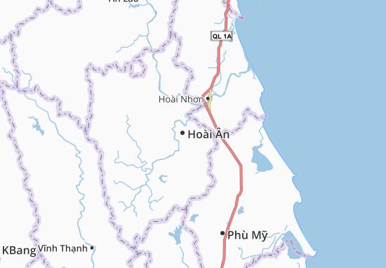 Carte-Plan Ân Phong