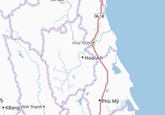 Hoài Ân Map