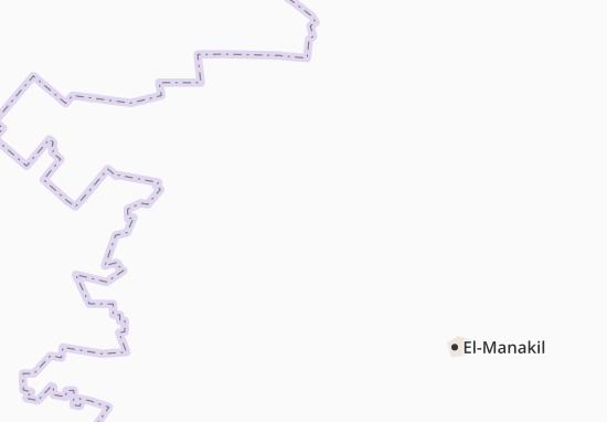 Carte-Plan El-Fakkusa