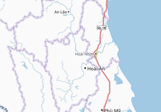 Mapas-Planos Ân Tín