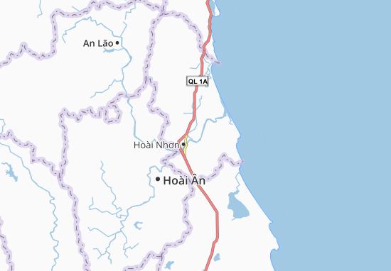 Mapas-Planos Hoài Xuân
