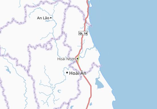 Hoài Tân Map