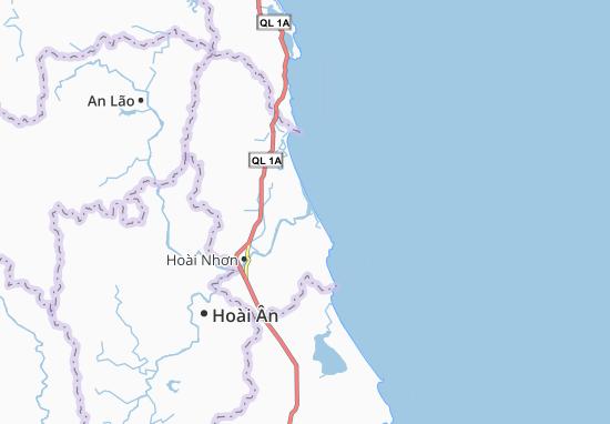 Hoài Hương Map