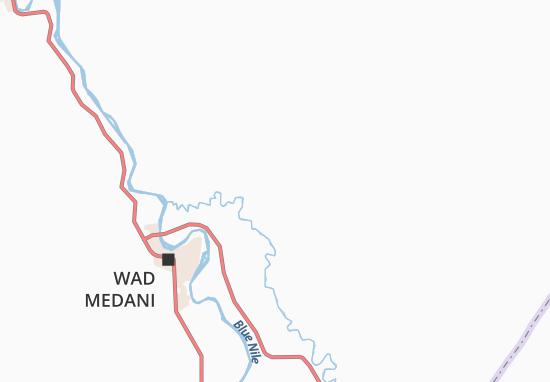 Carte-Plan Abdullah