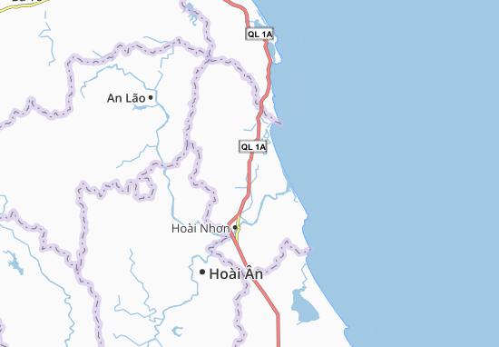 Hoài Thanh Tây Map