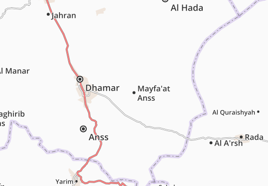 Carte-Plan Mayfa'at Anss