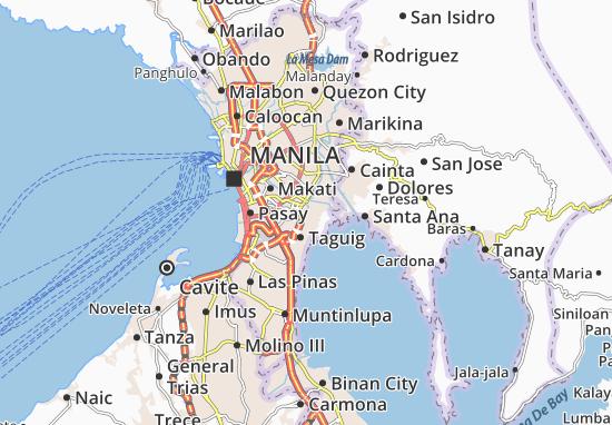 Pateros Map