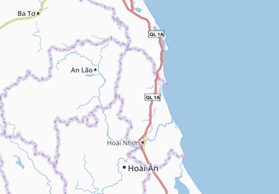 Mapas-Planos Hoài Phú