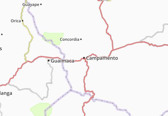 Mapas-Planos Campamento
