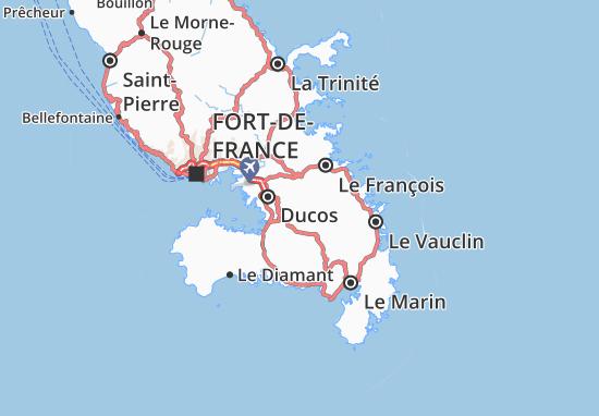 Saint-Esprit Map