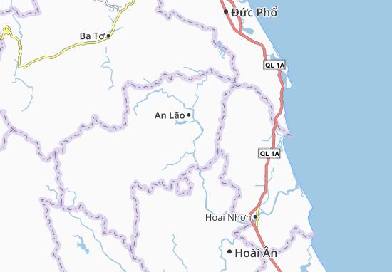An Tân Map