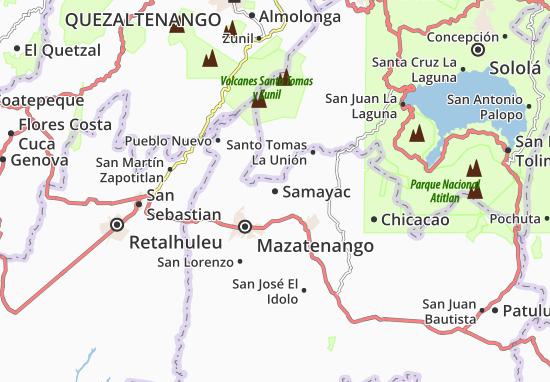 Mapas-Planos Samayac