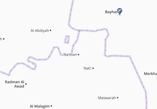 Mapas-Planos Na'man