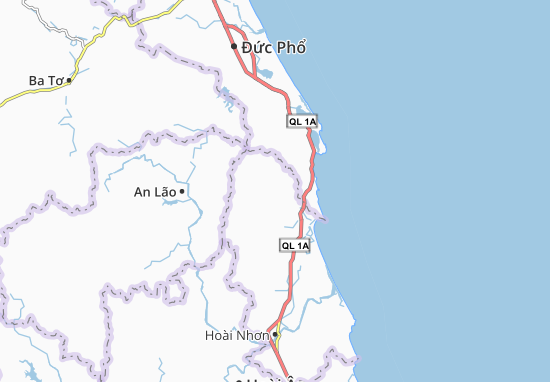 Hoài Sơn Map
