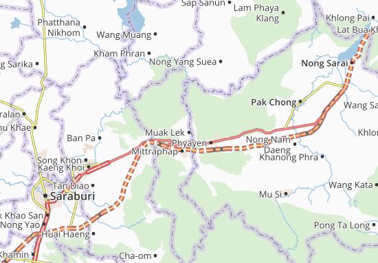 Muak Lek Map