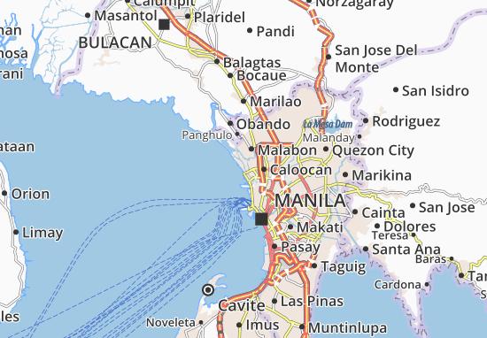 Navotas Map