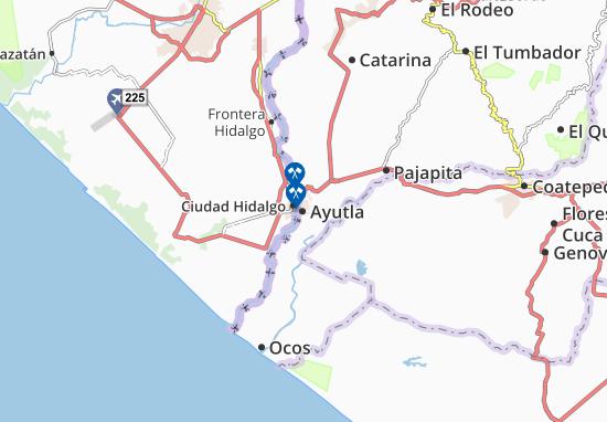 Mapas-Planos Ayutla