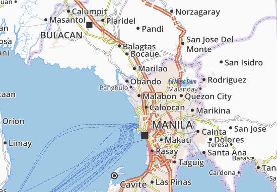 Malabon Map