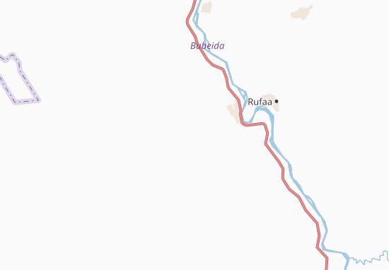 Carte-Plan El-Koz-Bahit