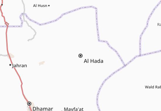 Carte-Plan Al Hada