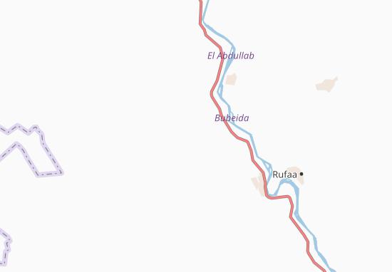 Carte-Plan Angadu