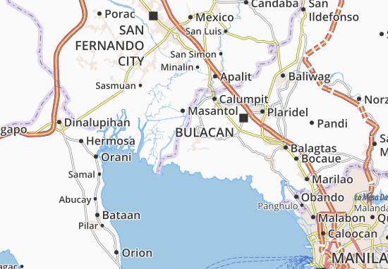 Map of Santa Monica - Michelin Santa Monica map - ViaMichelin