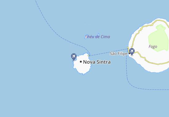 Carte-Plan Santa Barbara