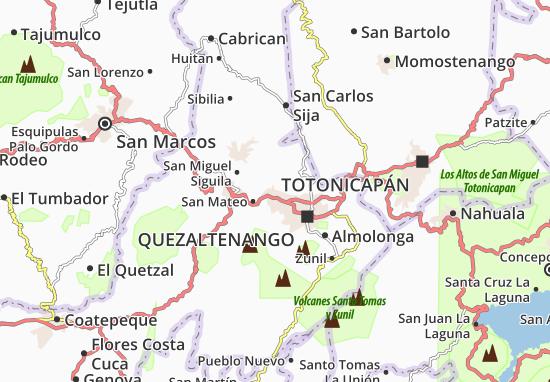 Mappe-Piantine La Esperanza